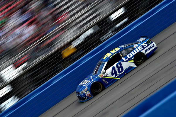 2017 Monster Energy NASCAR Cup Series Auto Club 400 Auto Club Speedway, Fontana, CA USA Sunday 26 March 2017 Jimmie Johnson World Copyright: Rusty Jarrett/LAT Images ref: Digital Image 17FONrj_6037