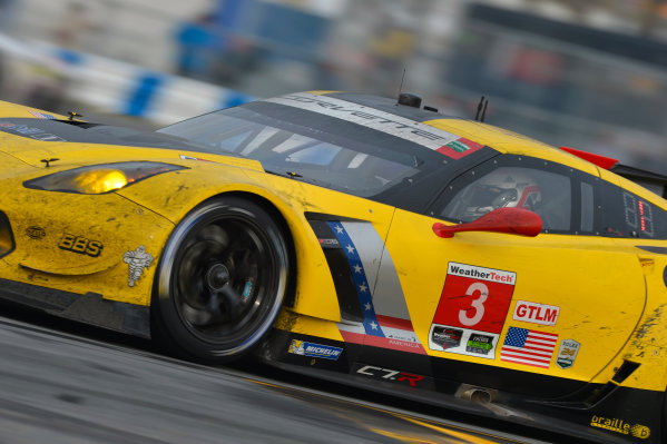 28-31 January, 2016, Daytona Beach, Florida USA 3, Chevrolet, Corvette C7, GTLM, Antonio Garcia, Jan Magnussen, Mike Rockenfeller ?2016, F. Peirce Williams LAT Photo USA