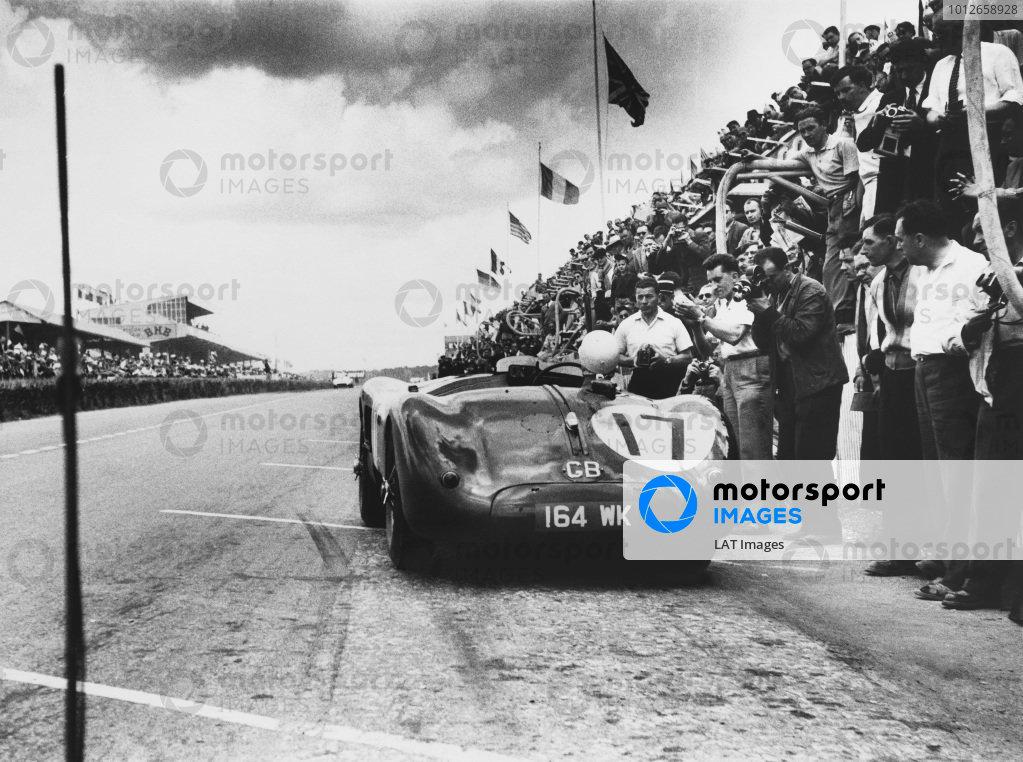 1953 Le Mans 24 hours.