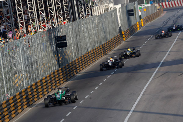 2015 Macau Formula 3 Grand Prix Circuit de Guia, Macau, China 18th - 22nd November 2015 Sam Macleod (GBR) Team West-Tec F3 Dallara Mercedes World Copyright: XPB Images/LAT Photographic ref: Digital Image 2015-Macau-F3-AT2-3536
