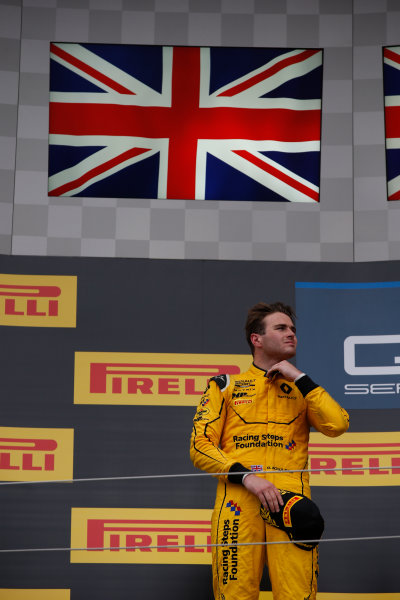 2016 GP2 Series Round 4 Red Bull Ring, Spielberg, Austria. Sunday 3 July 2016. Oliver Rowland (GBR, MP Motorsport)  Photo: Sam Bloxham/GP2 Series Media Service. ref: Digital Image _SLA9927
