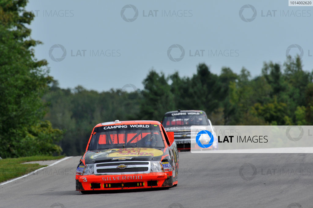 30 August - 1 September 2013, Bowmanville, Ontario Canada Ty Dillon, Mike Skeen ©2013, Scott R LePage LAT Photo USA