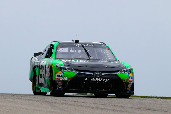 NASCAR XFINITY Series Johnsonville 180 Road America, Elkhart Lake, WI USA Saturday 26 August 2017 Dakoda Armstrong, JGL Racing Toyota Camry World Copyright: Russell LaBounty LAT Images