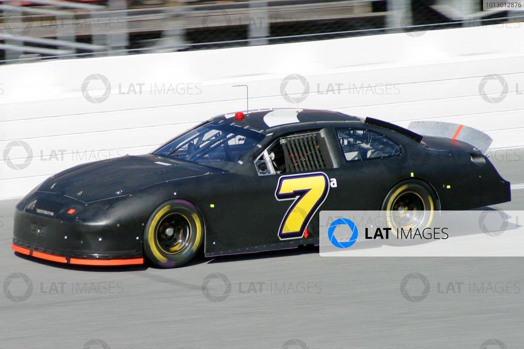 2007 NASCAR Nextel Cup Series Test Round 1 Daytona Beach Flori
