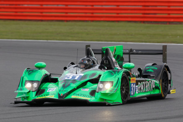 2015 FIA World Endurance Championship, Silverstone, England. 10th-12th April 2015 Ed Brown (USA) David Brabham (AUS), Jon Fogarty USA) HPD ARX 04B - HPD World copyright. Ebrey/LAT Photographic