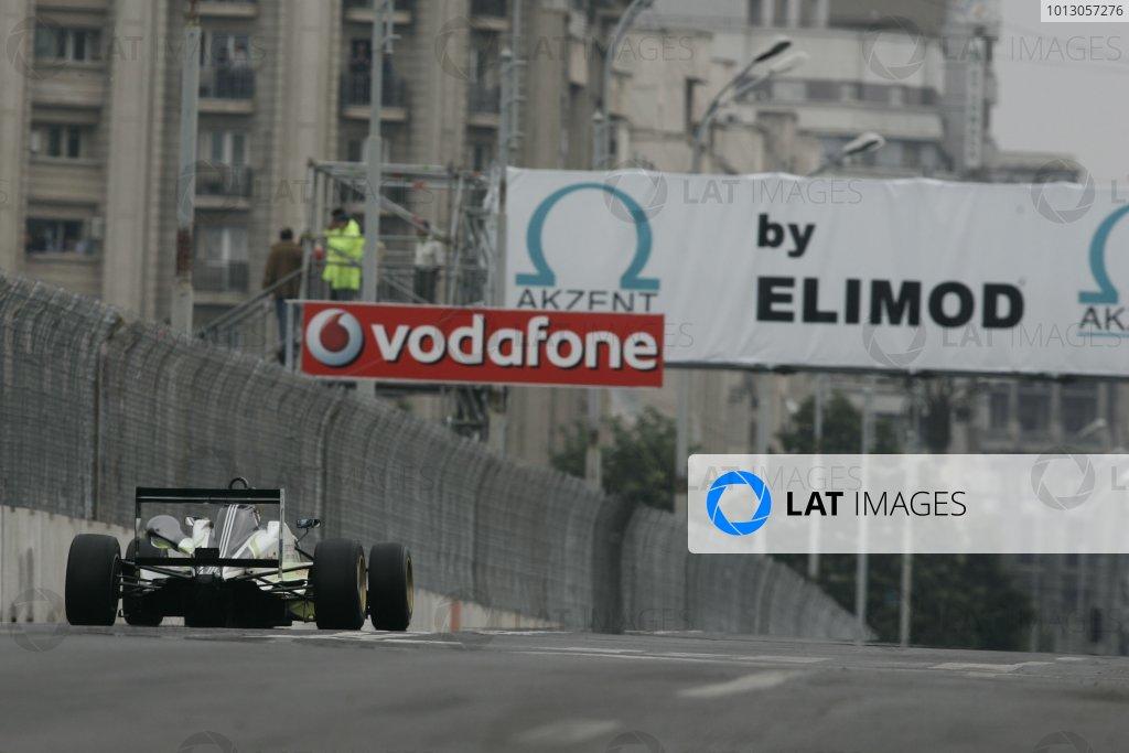 2007 British Formula Three Championship.Bucharest, Romania. 18th - 20th May 2007.Sam Bird (GBR) Carlin Motorsport Dallara Mercedes, World Copyright: Jakob Ebrey/LAT Photographic.Ref: Digital Image Only.