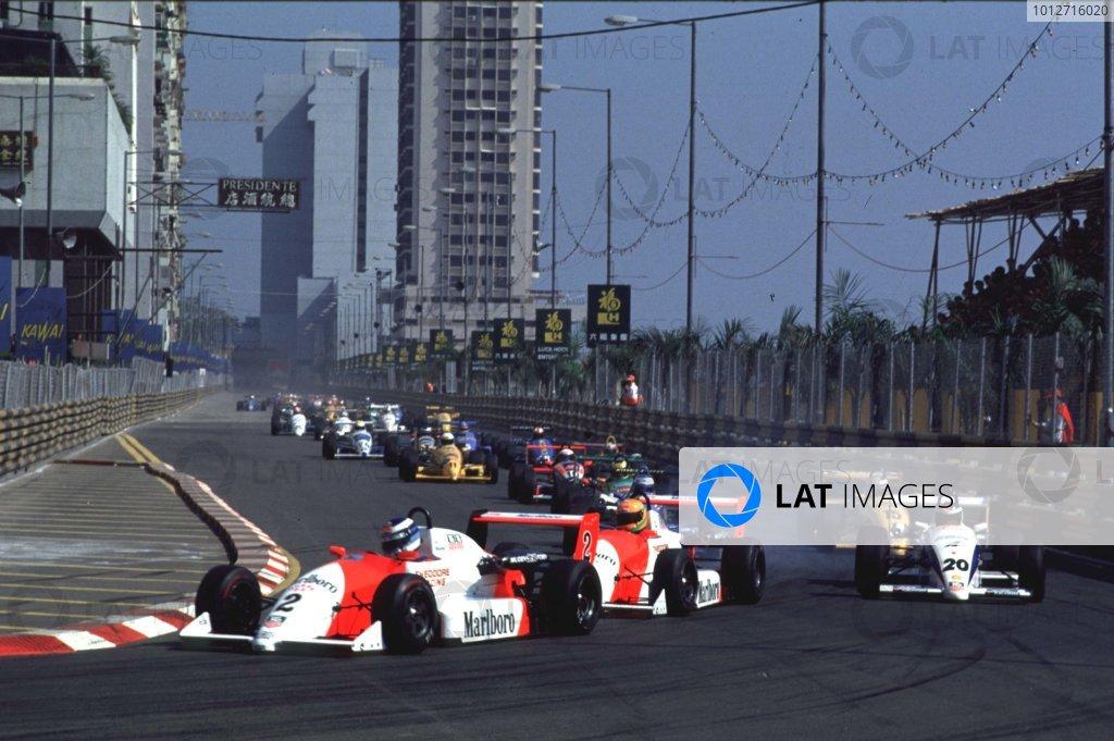 1990 Macau Formula 3 Grand Prix.