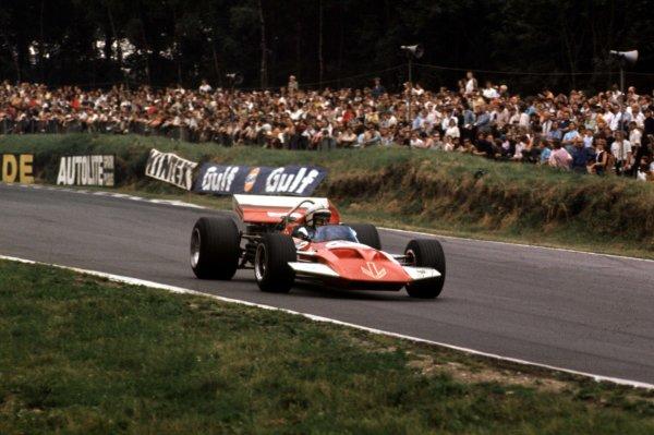 1970 British Grand Prix.Brands Hatch, England.16-18 July 1970.John Surtees (Surtees TS7 Ford).World Copyright - LAT Photographic