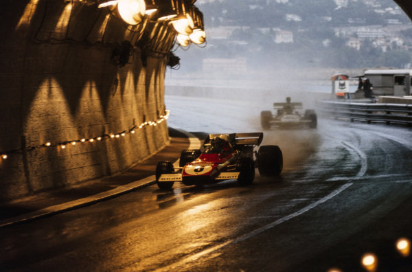 Jacky Ickx, Ferrari 312B2.