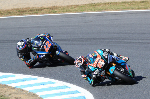 Fabio Quartararo, Speed Up Racing Francesco Bagnaia, Sky Racing Team VR46