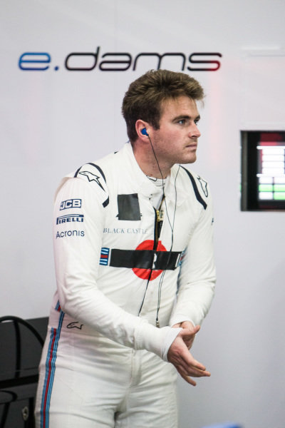 Oliver Rowland (GBR), Nissan e.Dams