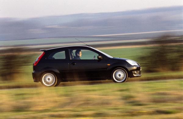Ford Fiesta Zetec S TDCi.
