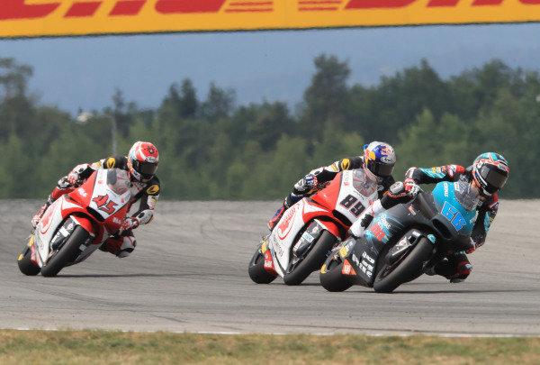Niki Tuuli, SIC Racing Team.