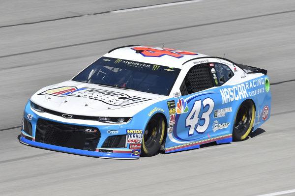 #43: Darrell Wallace Jr., Richard Petty Motorsports, Chevrolet Camaro NASCAR Racing Experience