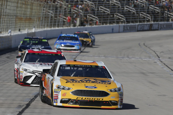 #6: Trevor Bayne, Roush Fenway Racing, Ford Fusion AdvoCare Rehydrate