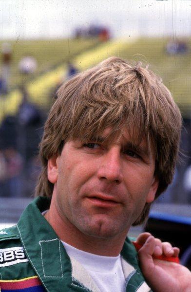 Formula 1 World Championship.Manfred Winkelhock.World - LAT Photographic