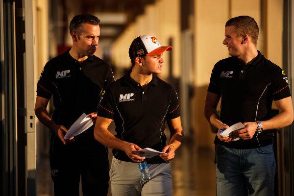 Dorian Boccolacci (FRA, MP Motorsport), Niko Kari (FIN, MP Motorsport).