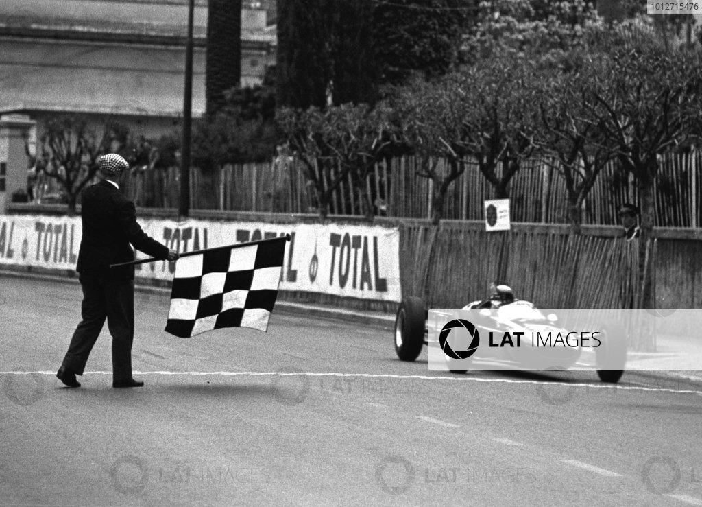 1964 Monaco F3 Grand Prix.