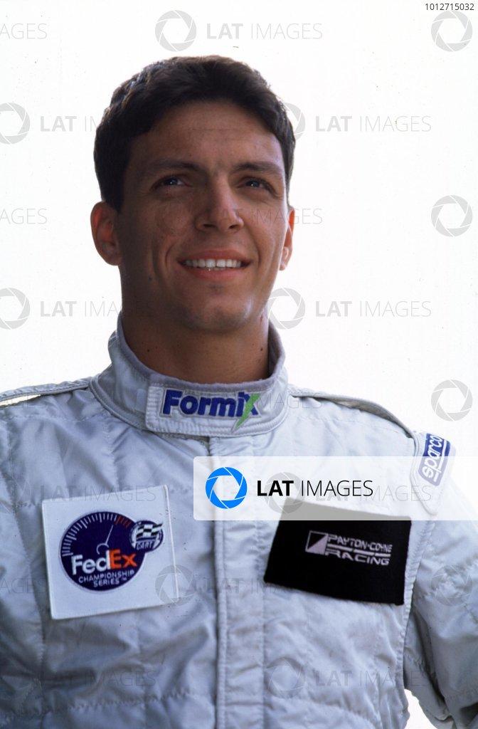 1999 CART ChampCar Spring Training, Homestead, Miami, USA.Tarso Marques.World - LAT Photogarphic