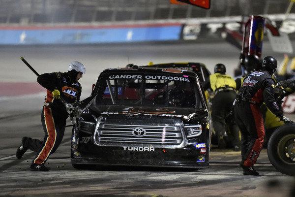 #30: Brennan Poole, On Point Motorsports, Toyota Tundra Bad Boy Mowers