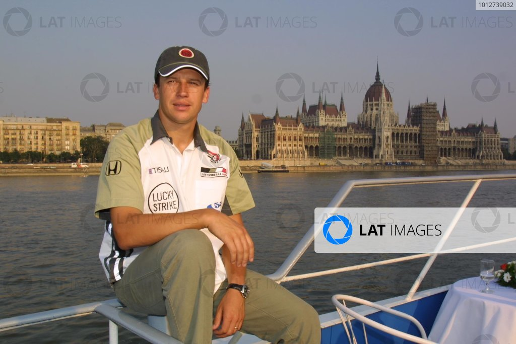 2001 Hungarian Grand Prix -PreviewHungaroring, Budapest, Hunagry. 16th August 2001World Copyright - LAT Photographicref: 8 9 MB Digital File Only