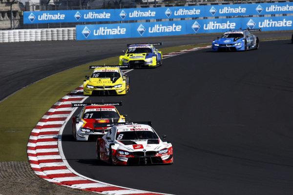 Robert Kubica, Orlen Team ART, BMW M4 DTM, Sheldon van der Linde, BMW Team RBM, BMW M4 DTM, Timo Glock, BMW Team RMG, BMW M4 DTM.