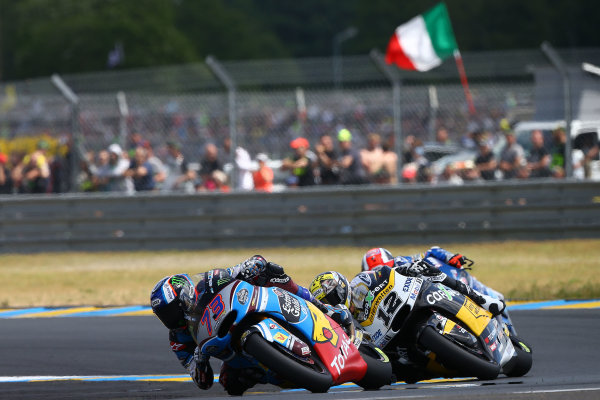 2017 Moto2 Championship - Round 5 Le Mans, France Sunday 21 May 2017 Alex Alex Marquez, Marc VDS World Copyright: Gold & Goose Photography/LAT Images ref: Digital Image 671776