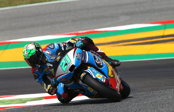 2017 Moto2 Championship - Round 7 Circuit de Catalunya, Barcelona, Spain Friday 9 June 2017 Franco Morbidelli, Marc VDS World Copyright: Gold & Goose Photography/LAT Images ref: Digital Image 675761