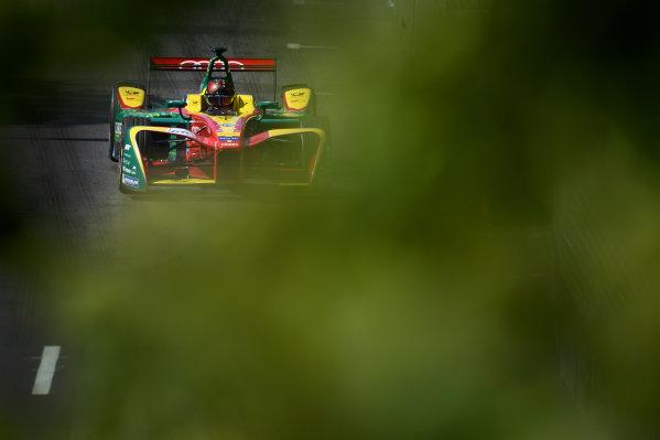 2016/2017 FIA Formula E Championship. Round 12 - Montreal ePrix, Canada Sunday 1 January 2012. Daniel Abt (GER), ABT Schaeffler Audi Sport, Spark-Abt Sportsline, ABT Schaeffler FE02. Photo: Patrik Lundin/LAT/Formula E ref: Digital Image PL1_3138 copy