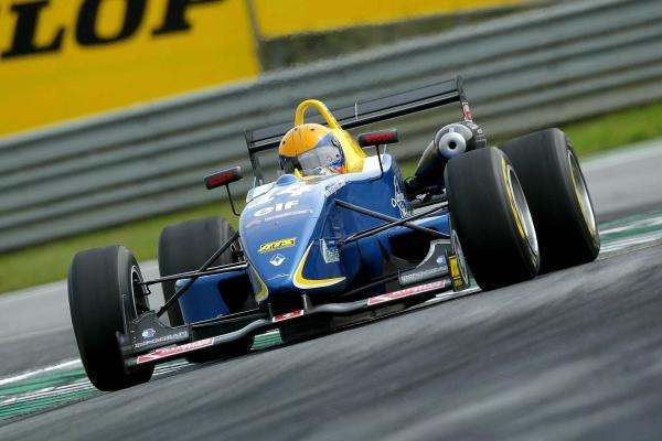 Harold Primat (SUI) Saulnier Racing Dallara Renault.F3 Euro Series, Rd13 & Rd14, A1-Ring, Austria, 6 September 2003.DIGITAL IMAGE