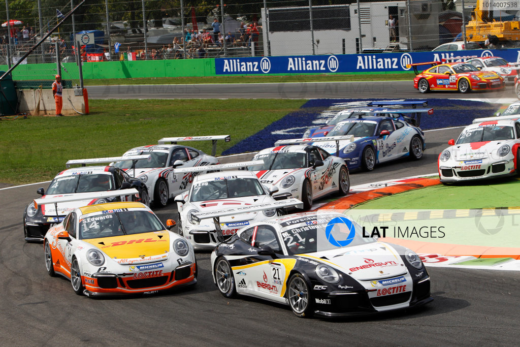 2013 Porsche Supercup - Round 7