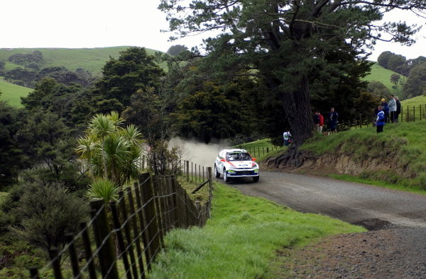 Colin McRae (GBR) / Nicky Grist (GBR) Ford Focus RS 02 WRC.