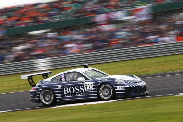 Chris Hoy   - Porsche