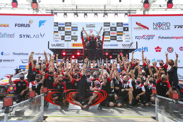 Toyota Team, Toyota Gazoo Racing WRT, Toyota Yaris WRC 2021