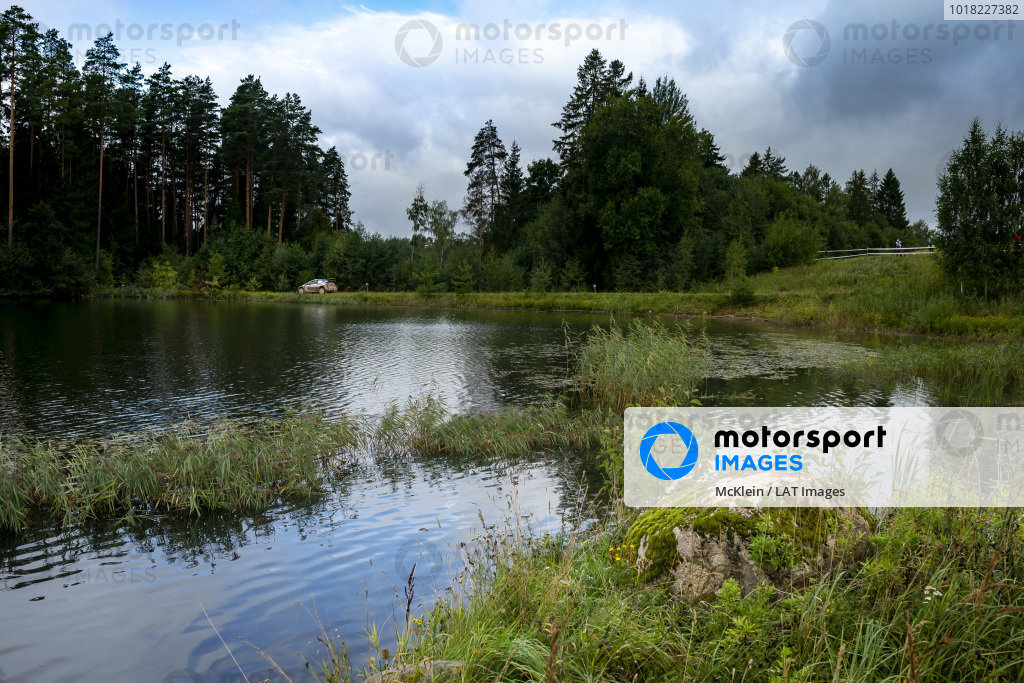Esapekka Lappi (FIN), M-Sport Ford WRT, Ford Fiesta WRC 2020