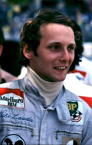 1973 Formula 1 World Championship.Niki Lauda (BRM).World - LAT Photographic