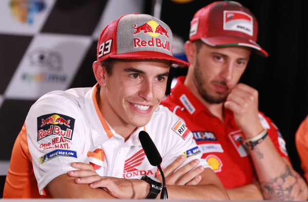 Marc Marquez, Repsol Honda Team.