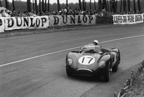 Le Mans, France. 14-15 June 1952.