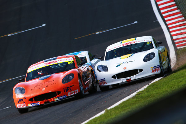 2017 Ginetta Junior Oulton Park, 20th-21st May 2017, Ruben Del Sarte HHC Motorsport Ginetta Junior World copyright. JEP/LAT Images