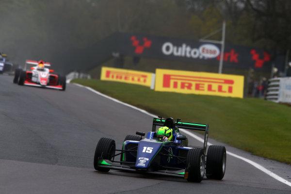 2017 BRDC Formula Three Championship, Oulton Park, 15th-17th April, 2017, James Pull (GBR) Carlin  World copyright. JEP/LAT Images
