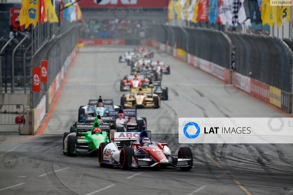 2013 IndyCar Sao Paulo priority