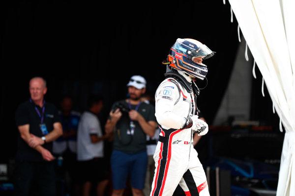 2017/2018 FIA Formula E Championship. Round 1 - Hong Kong, China. Saturday 02 December 2017. Edoardo Mortara (ITA) Venturi Formula E, Venturi VM200-FE-03. Photo: Sam Bloxham/LAT/Formula E ref: Digital Image _W6I6085