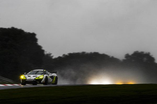 #2 James Kell / Jordan Collard - Team Rocket RJN McLaren 570S GT4