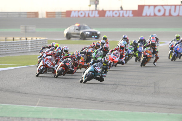 Darryn Binder, Petronas Sprinta Racing leads.