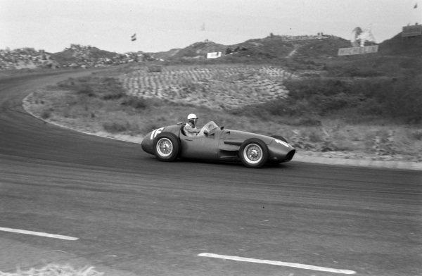 Roberto Mieres, Maserati 250F.