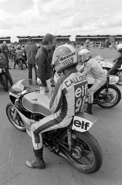 Olivier Chevallier, Yamaha.