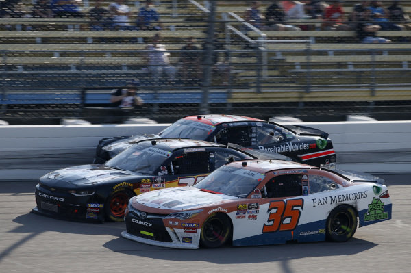 #35: Joey Gase, Motorsports Business Management, Toyota Camry Iowa Donor Network