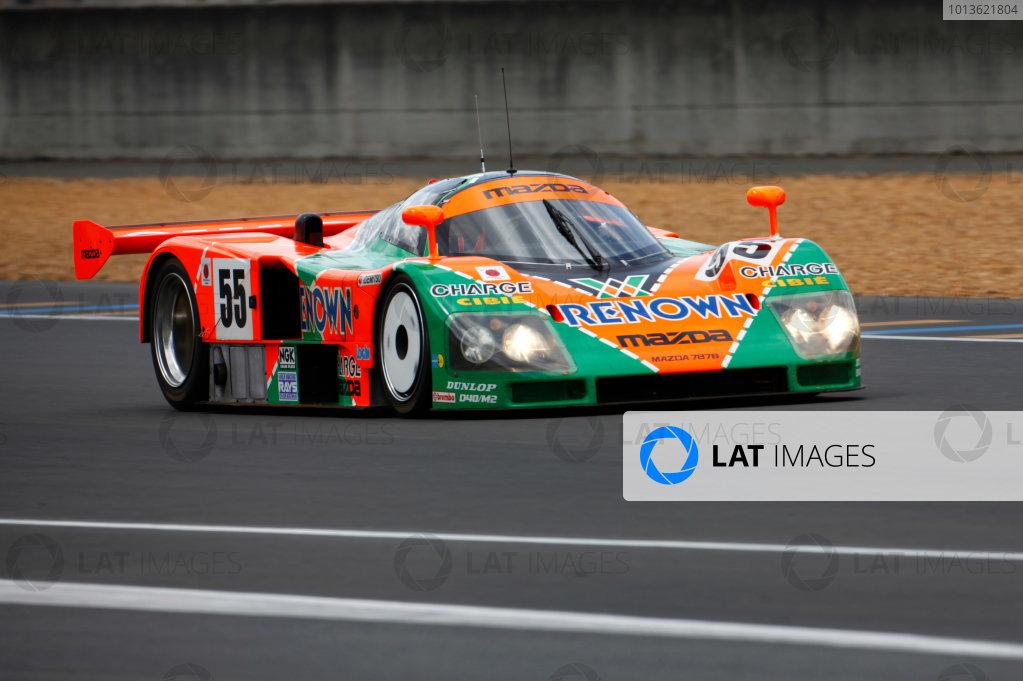 2011 Le Mans 24 Hours.