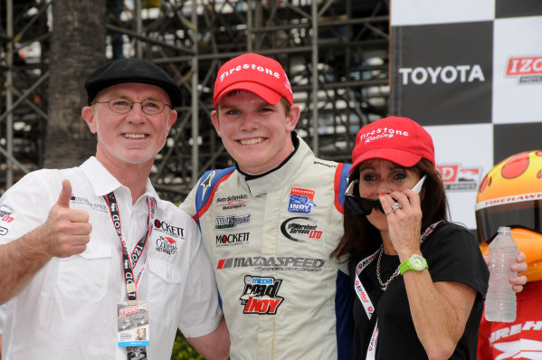 15-17 April, 2011, Long Beach, California USA