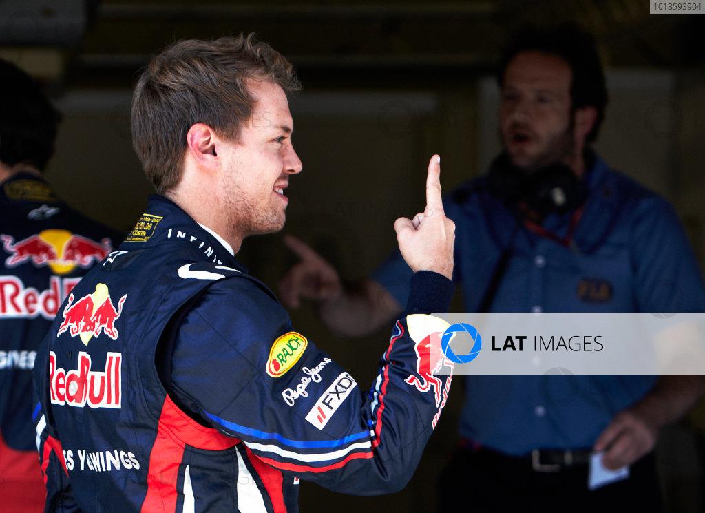2011 Turkish Grand Prix - Saturday